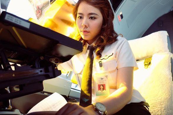 Ini Dia Foto Si Cantik Patricia Yora Jadi Pilot Wanita Termuda Di Indonesia Wanita Pilot Kecantikan