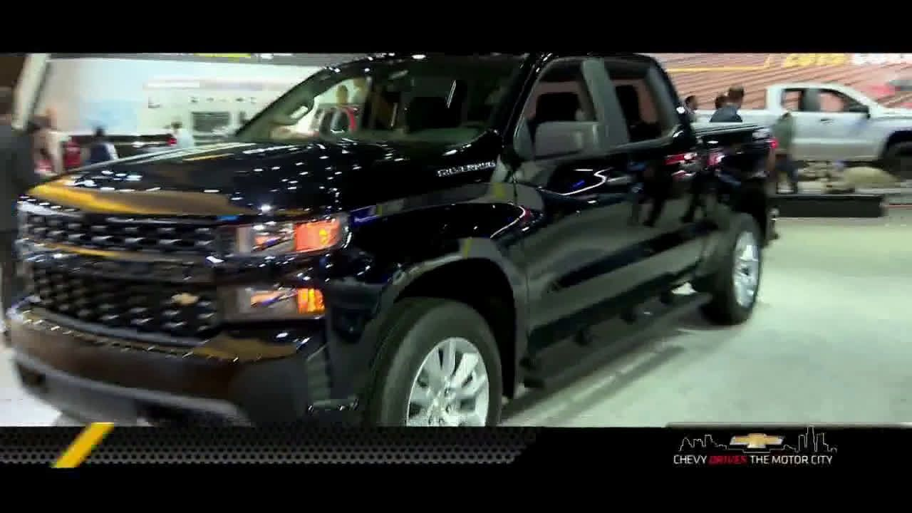Chevrolet 2019 Chevrolet Silverado 2019 North American Auto Show Ad Commercial On Tv 2019 Abancommercials Us Commercials Spots American Auto Chevrolet