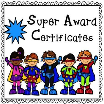End Of Year Awards Super Heroes With Editable Ppt File  Ppt