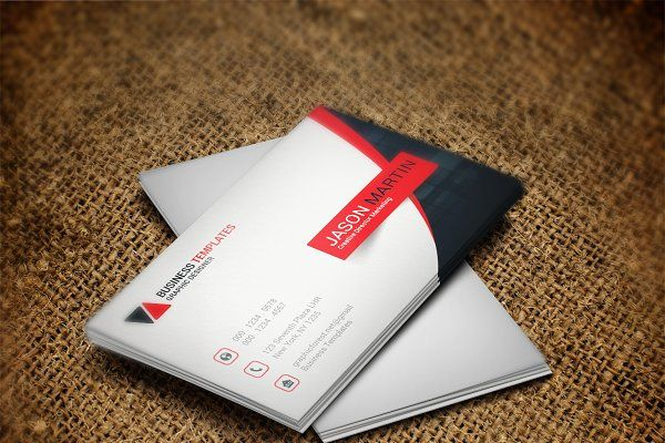 premium business card template business cards 名刺デザイン