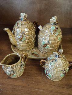 Antique Honey Pots - Google Search
