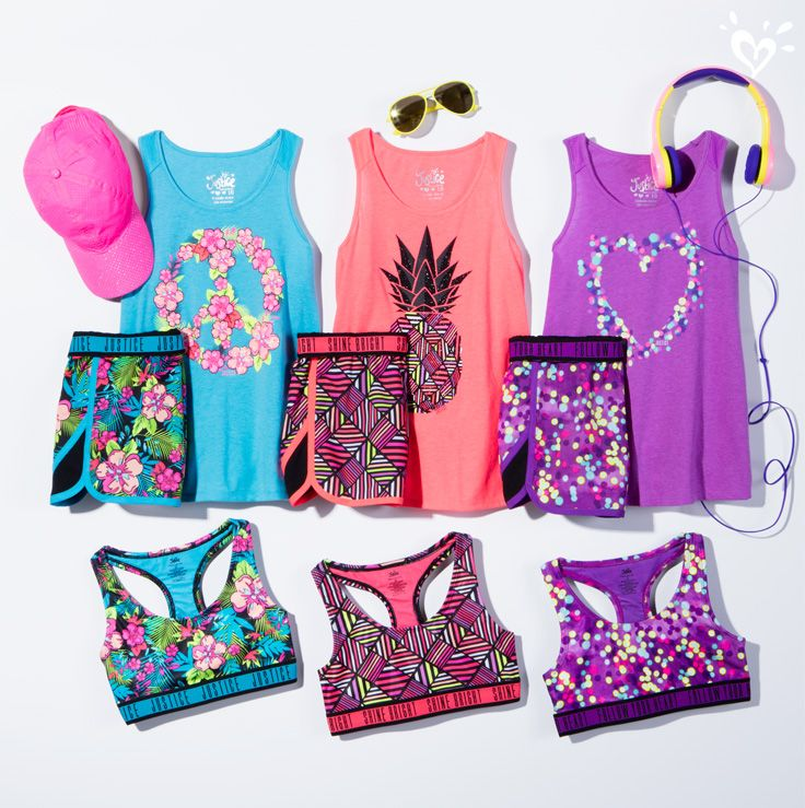 Our high-performance tanks tees shorts u0026 accessories come in bright hues u0026 eye catching prints ...