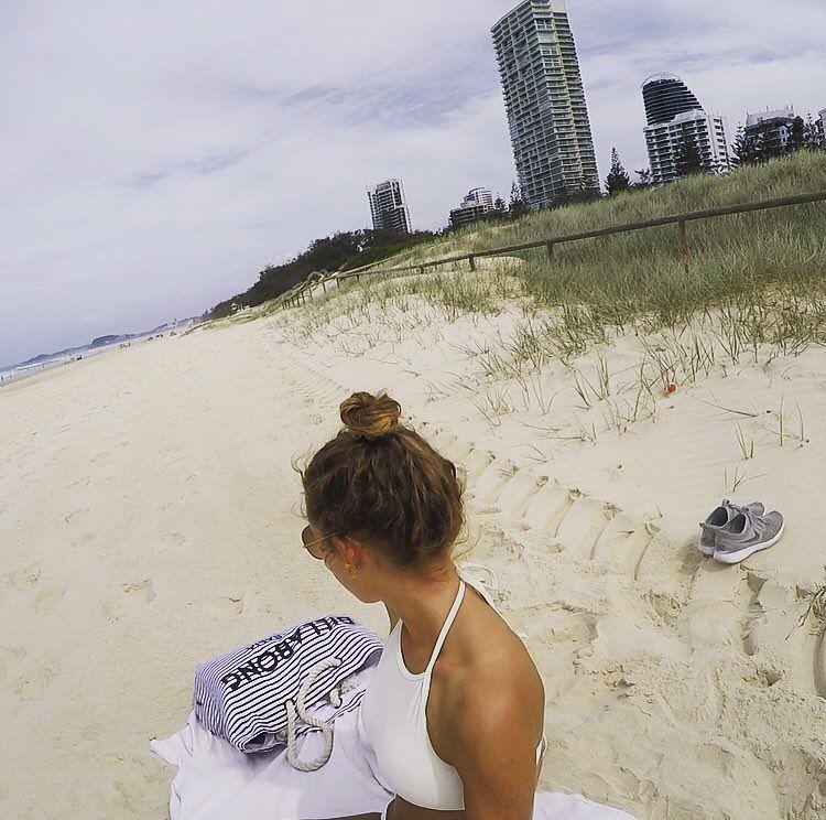 the beach where doing absolutely nothing is doing something  #broadbeach #surfersparadise #surfersparadisebeach #1dayleft #byeaustralia #hellohome #flyingbackhome #tomorrow #tanningtime #beachday #beachlife #besttime #travelling #travelingram #billabong #billabongaustralia #enjoying #lastday #summer #enjoylife #goprohero4 #goprooftheday #like4like #instago #instaaustralia by sbachsleitner http://ift.tt/1PI0tin