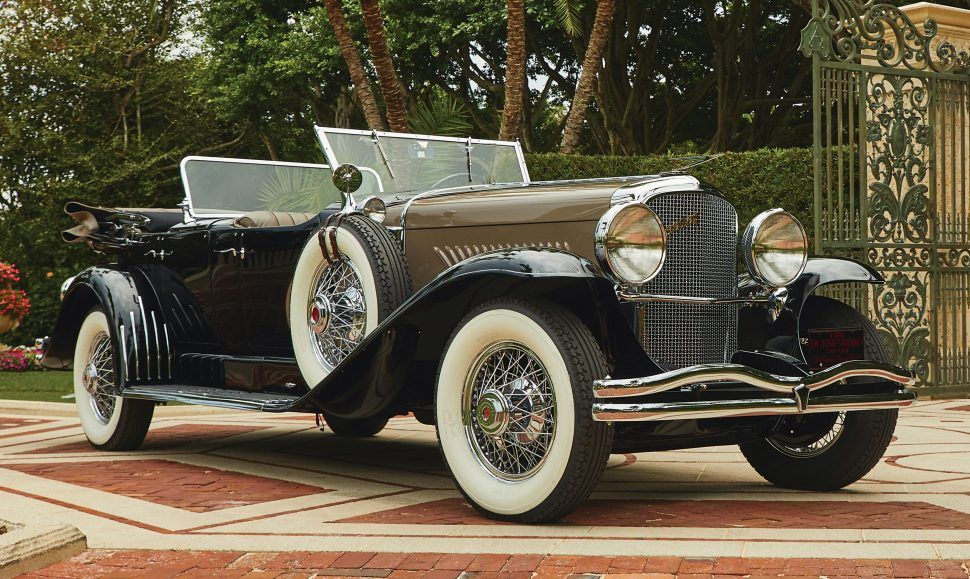 The Only Long Wheelbase Duesenberg J Sweep Panel Amelia