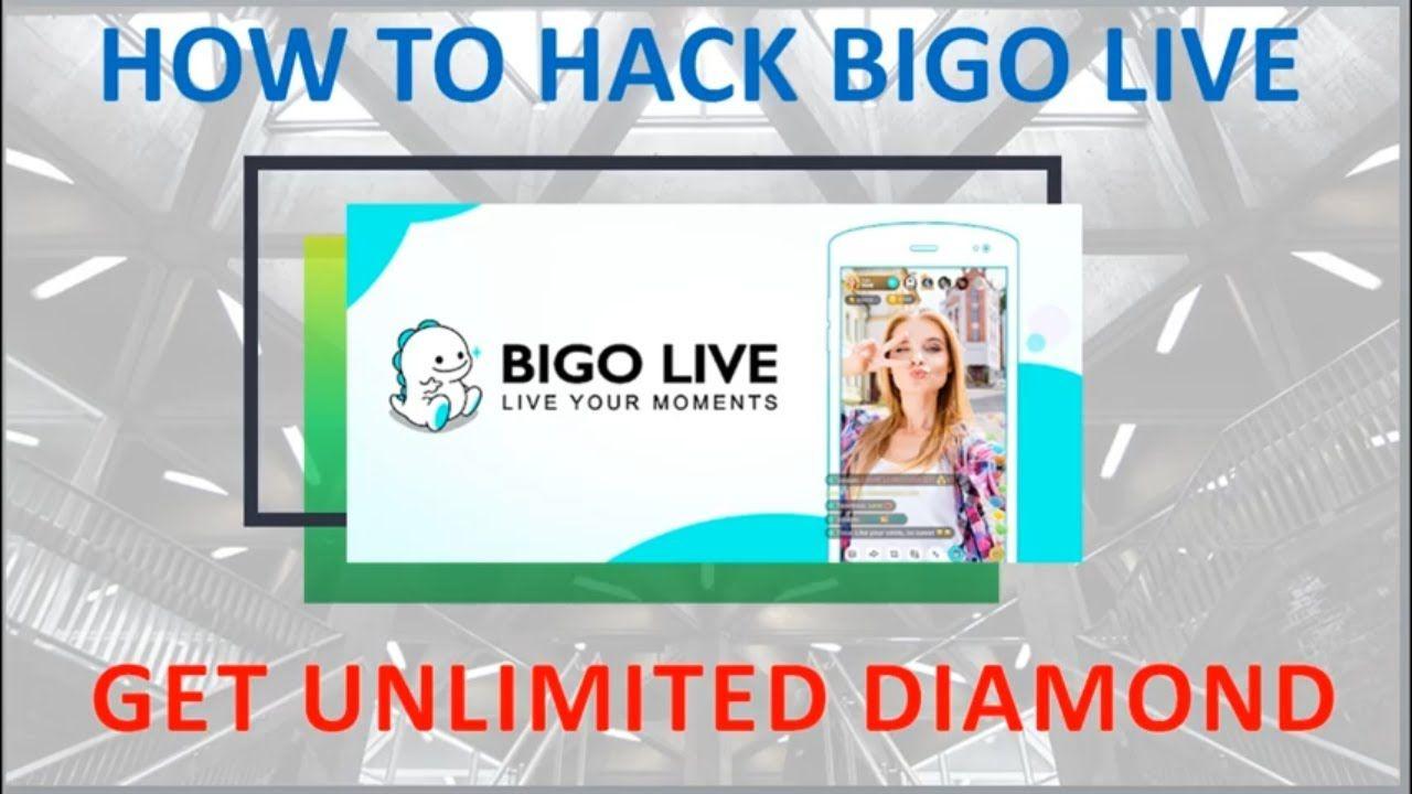Bigo Live Hack And Cheats Get Free Unlimited Diamonds 2020 Generation Diamond In This Moment