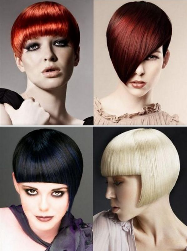 Excellent 1000 Images About Short Hair On Pinterest Short Hairstyles Short Hairstyles Gunalazisus
