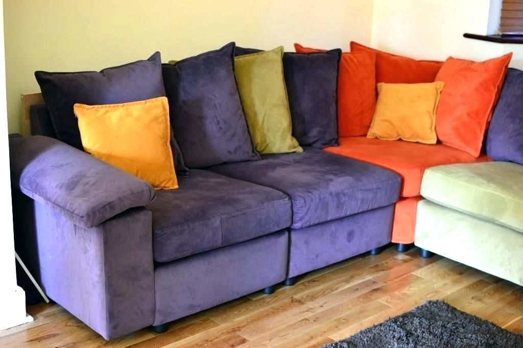 Multi Colored Sofas With Images