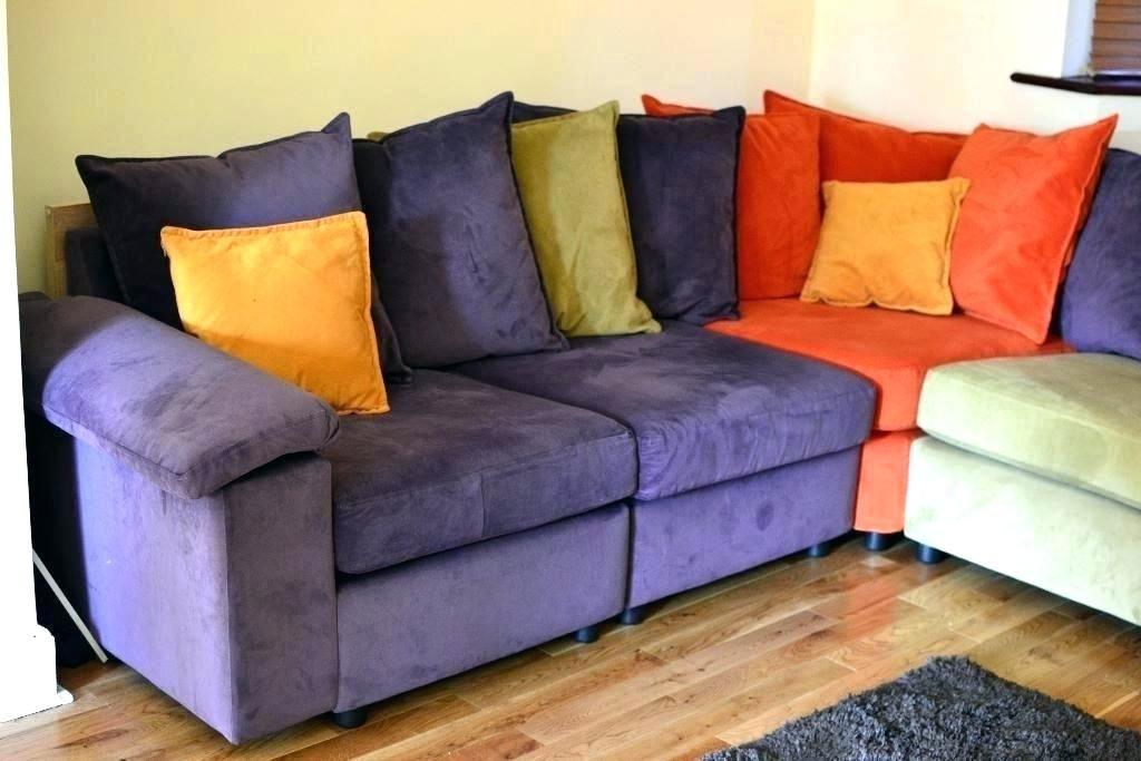 Multi Colored Sofas Sofa Furniture Home Decor