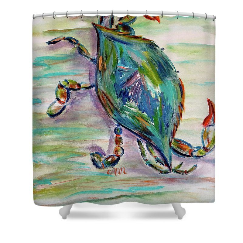 Whimsical Crab Shower Curtain For Sale By Ann Lutz Whimsical