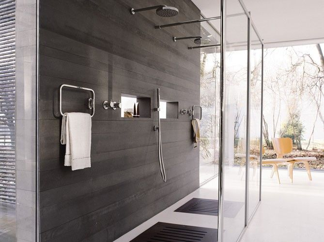 Ecologis: douche à litalienne family bathroom pinterest