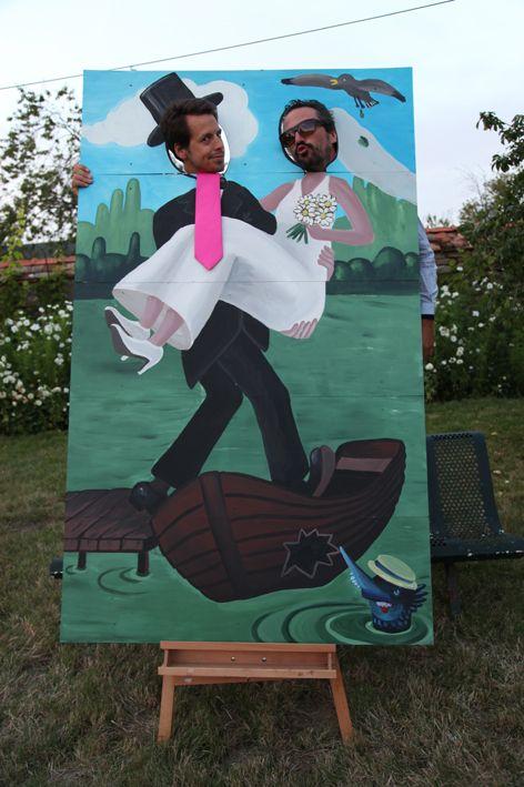 real wedding: Pierre-Eloi & Alphée