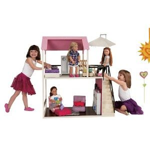 Doll House: Our Generation Wooden Dollhouse For 18 Inch Dolls Like American  Girl Hot New Design By OG * Details Can Be Found By Clicking On The Image.