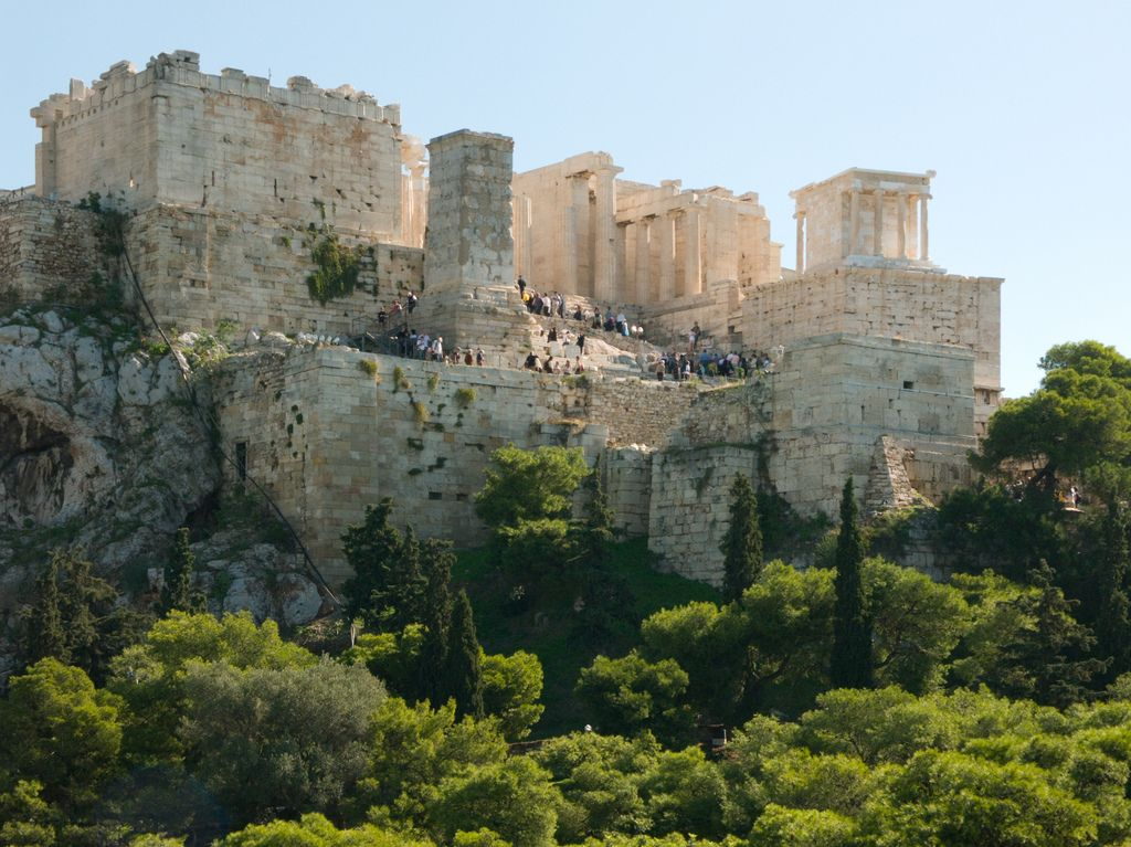 The Propilea of Acropolis Athen | Flickr - Photo Sharing!