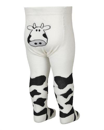 23e22cdc567bbd Fizter Kidswear Cow Print Kid's Tights | LOVE Baby Stuff | Baby ...