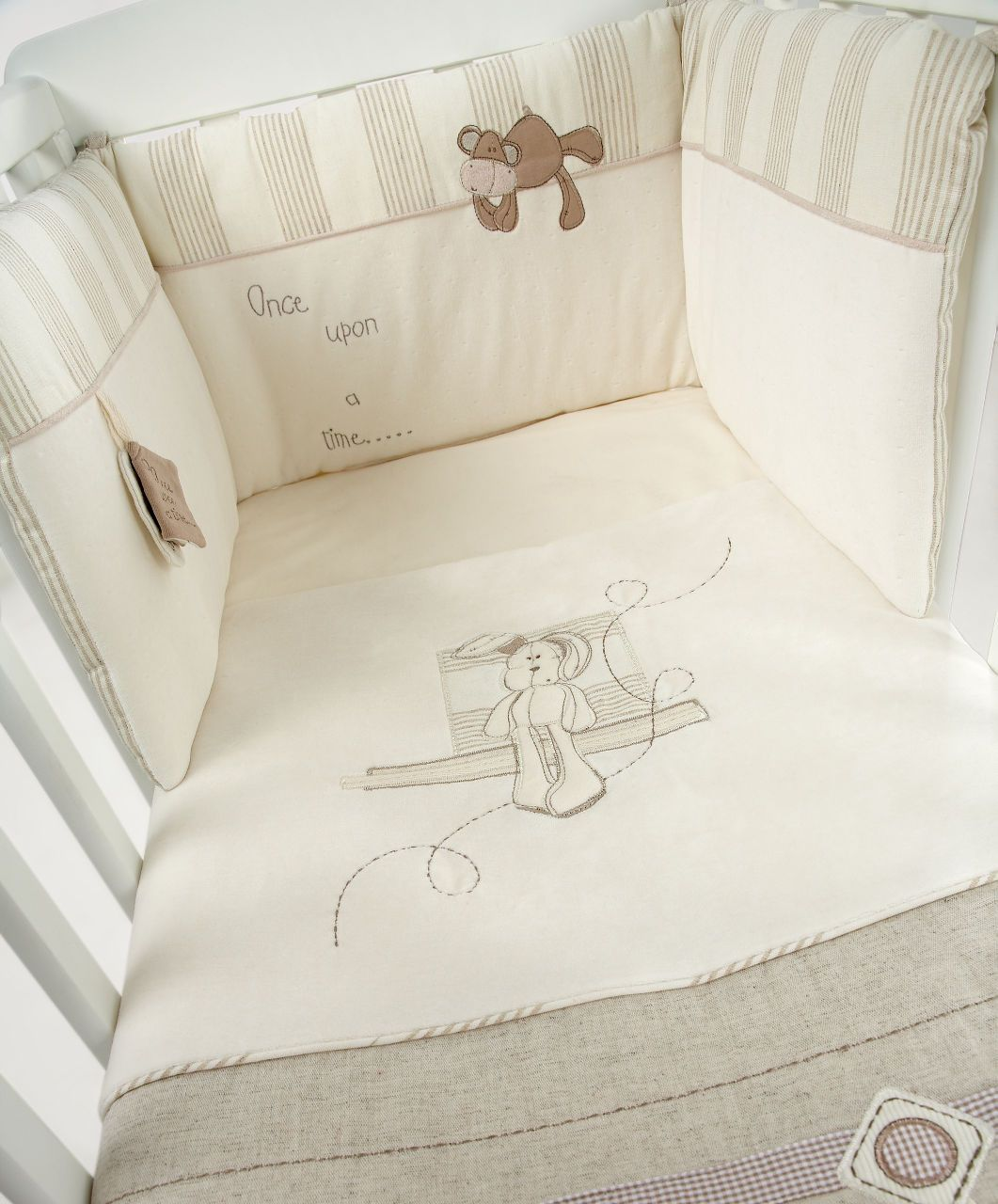 Once Upon a Time - Crib Set - Once Upon A Time Boys - Mamas & Papas ...