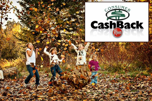 Welcome To Autumn Cozy Up To Fall With Instant Savings Of Up To 1 200 On Eligible Rheem Heatin Fall Family Pictures Autumn Activities Fall Family Photos