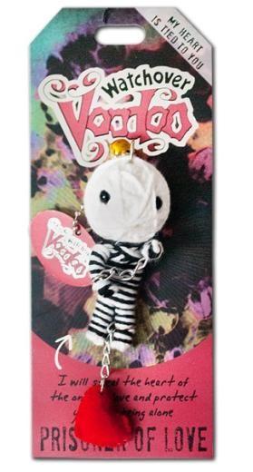 """Watchover Voodoo """"Prisoner Of Love"""": £3.99  http://www.sugarloafshop.com/watchover-voodoo-prisoner-of-love.ir"""