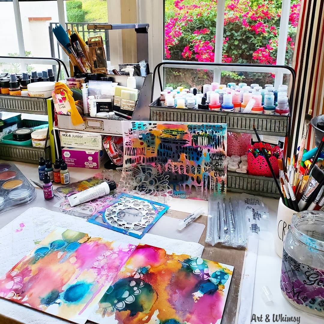 Art Amp Whimsy Living Loving And Making Pretty Things