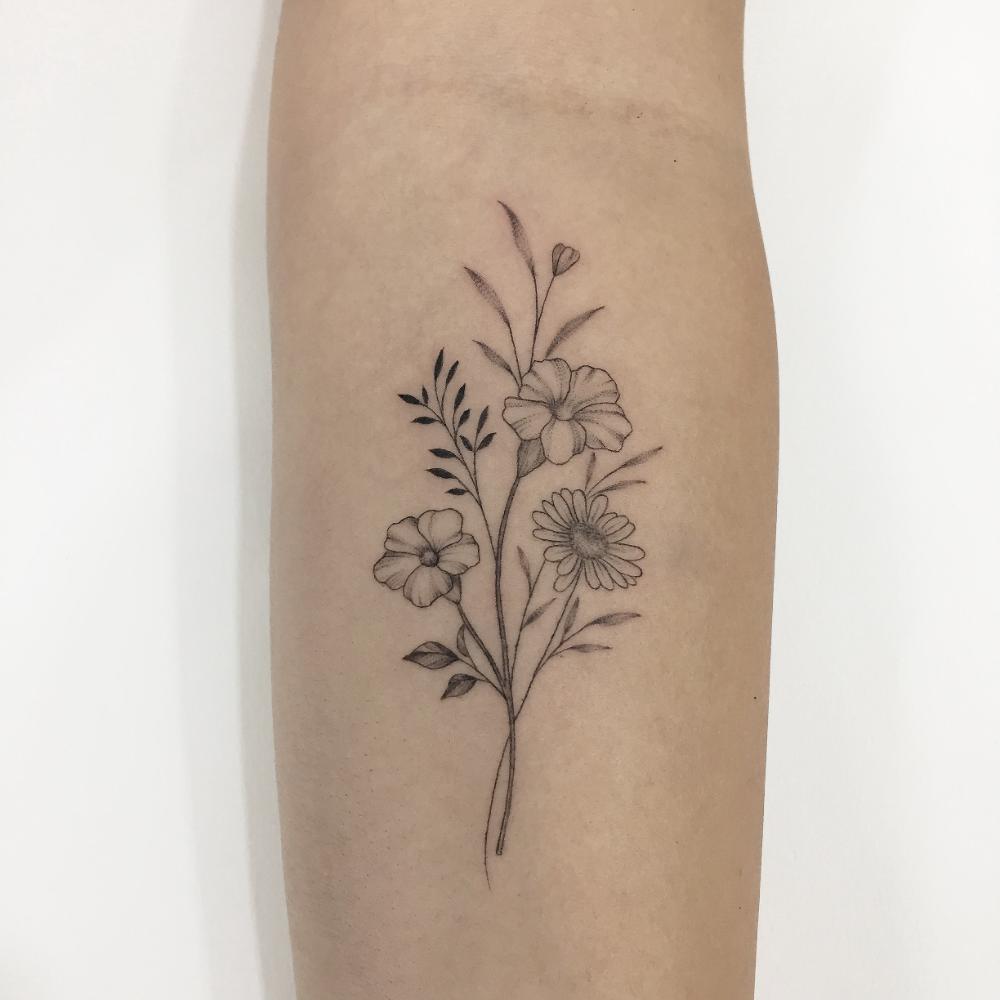 Tatuagens femininas: Conheça tatuadores especialistas nas queridinhas das mulheres! – Blog Tattoo2me
