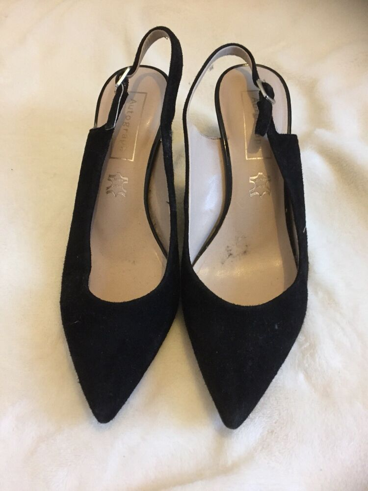 Black M S Skingback Court Suede Kitten Heel Evening Shoes Size 4 5 Kitten Heels From Ebay Uk Kittenheels Heels 4 99 0 Heels Kitten Heels Evening Shoes