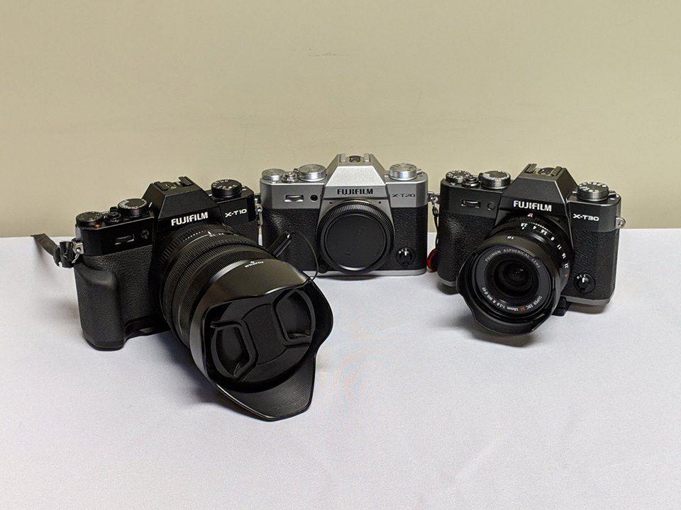 Fuji X-T30, X-T20, X-T10 Custom camera specific plate