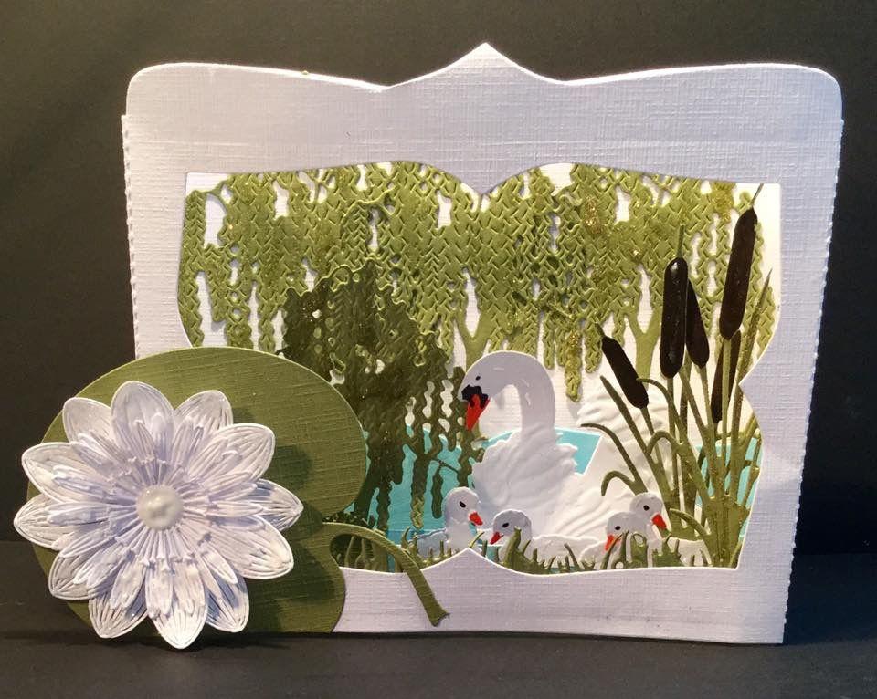 Pin af Thea Field på Cards Marianne Design Kort