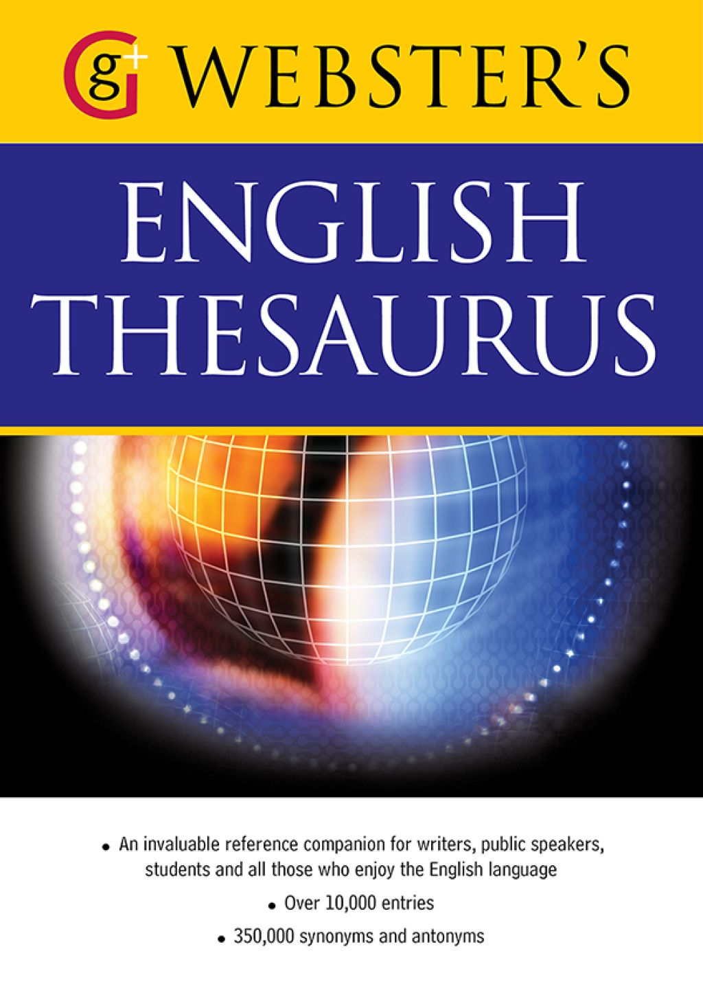Webster's American English Thesaurus (eBook) in 2019