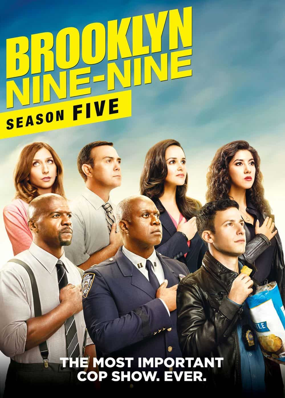 brooklyn nine nine staffel 5 deutsch release