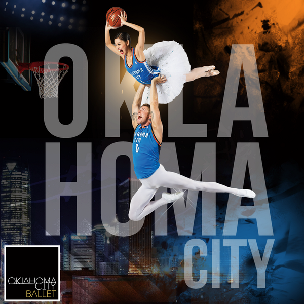 Oklahoma City Ballet on Twitter   City ballet, Oklahoma ...