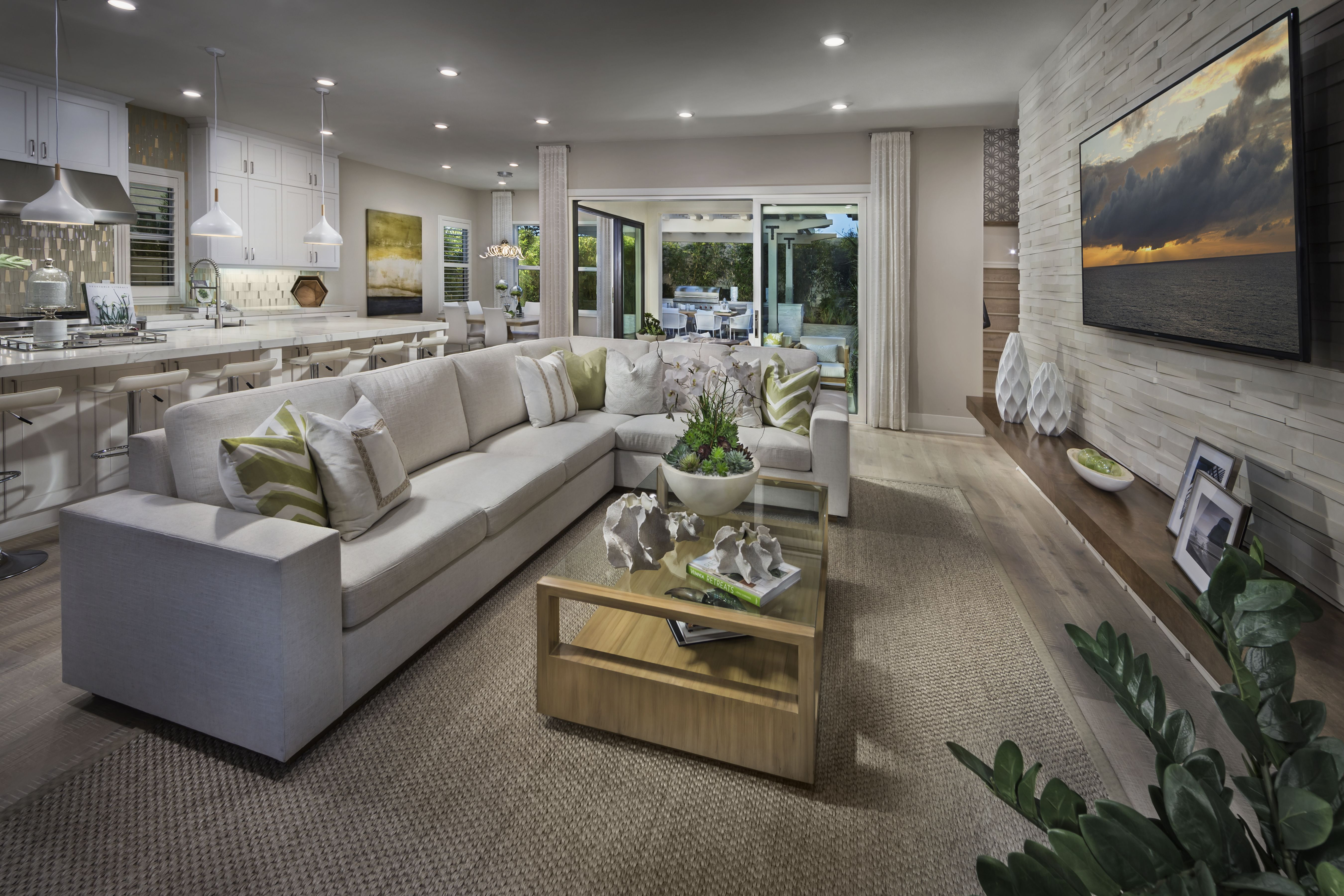 Living Room Decor New Home Communities New Homes Home
