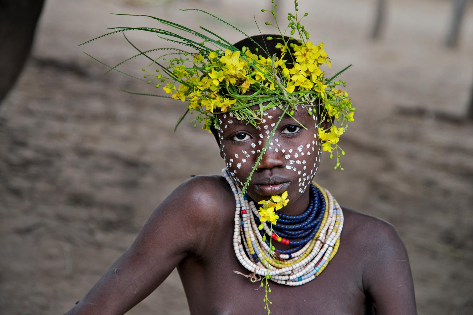 Know Who You Are - Omo Valley, Ethiopia | Steve McCurry