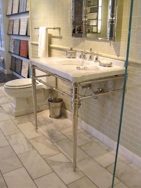 Bathroom Pedestal Sink A Stand Is Always A Nice Idea As Well   Gives You The
