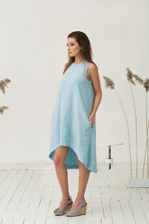 784517a0ae Linen dress