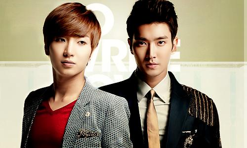 Super Junior - Leeteuk & Siwon