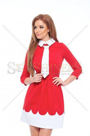Artista Academician Red Dress
