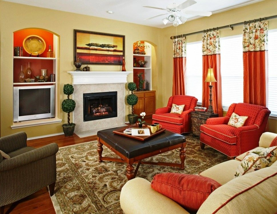 Living RoomDesigning A Beautiful Family Room For Small
