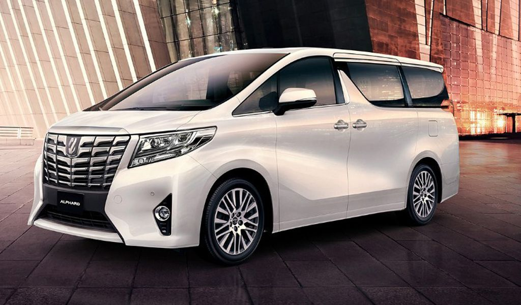 2019 Toyota Alphard is a new generation that will