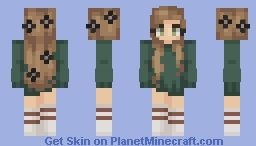 Have Yourself A Merry Little Christmas Minecraft Skin - Skins para minecraft pe kpop