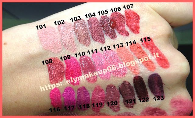 Elymakeup Unlimited Double Touch Liquid Lip Colour E Unlimited Stylo Kiko Swatch Haul E Prime Impressioni