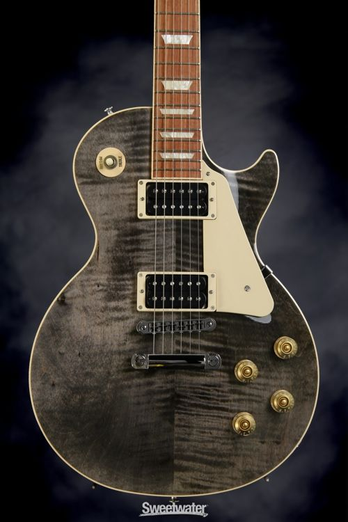 Gibson les paul signature t ebony