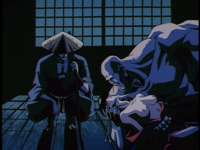 Image result for ninja scroll