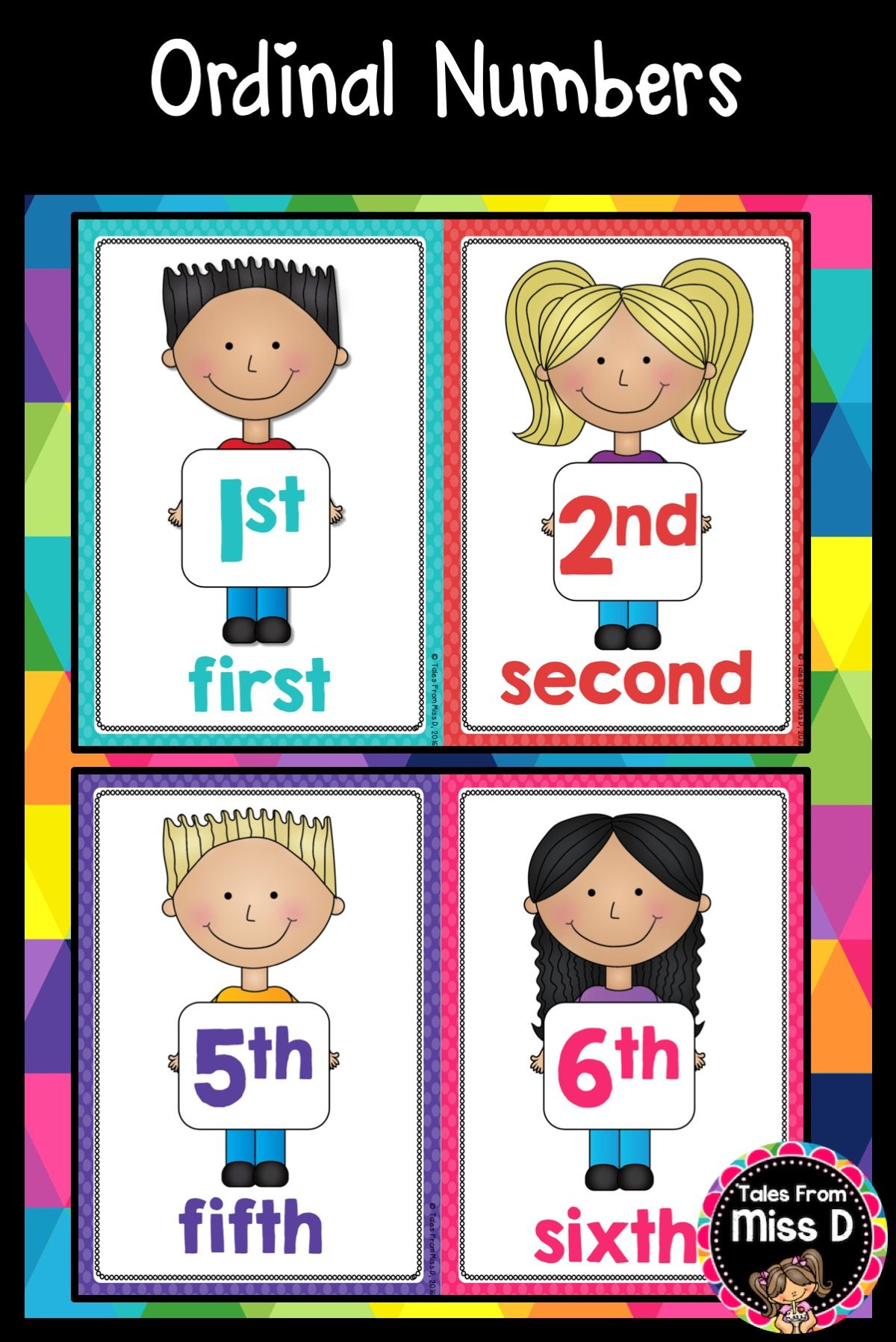 Pin On Tales From Miss D Resources