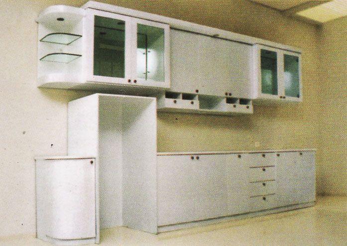 Gambar Kitchen Set Kayu Gambar Kitchen Set Minimalis 1 Kusenpintu