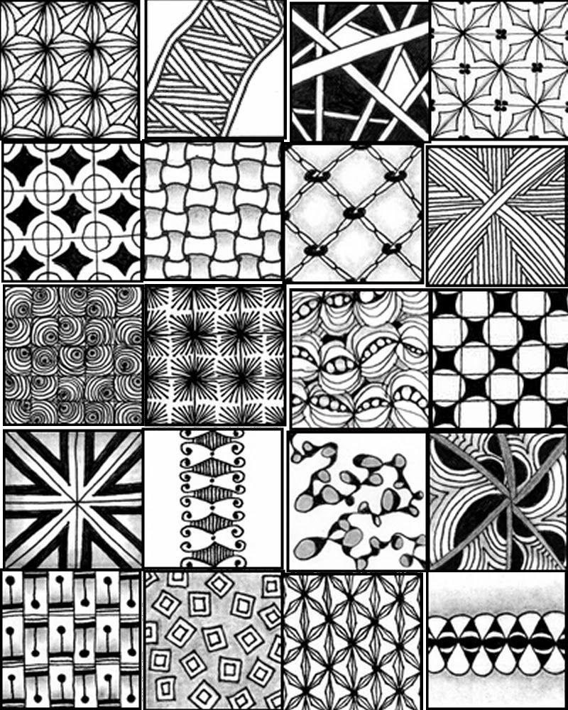 Mandalas Zentangle Zentangle drawings