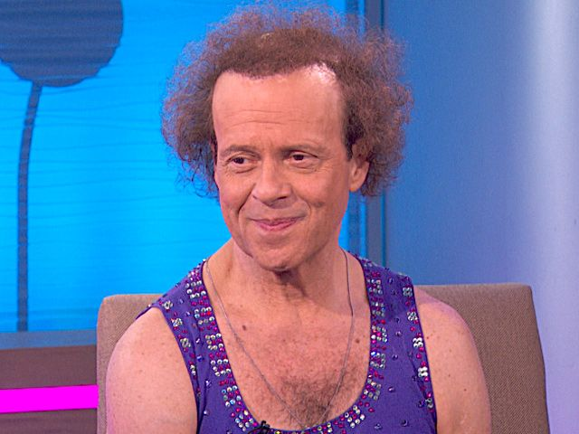 richard simmons washington post