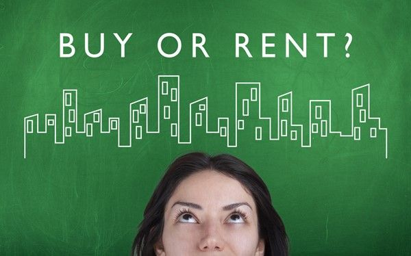 Thinking About Renting Versus Buying a Home Rent, Rent
