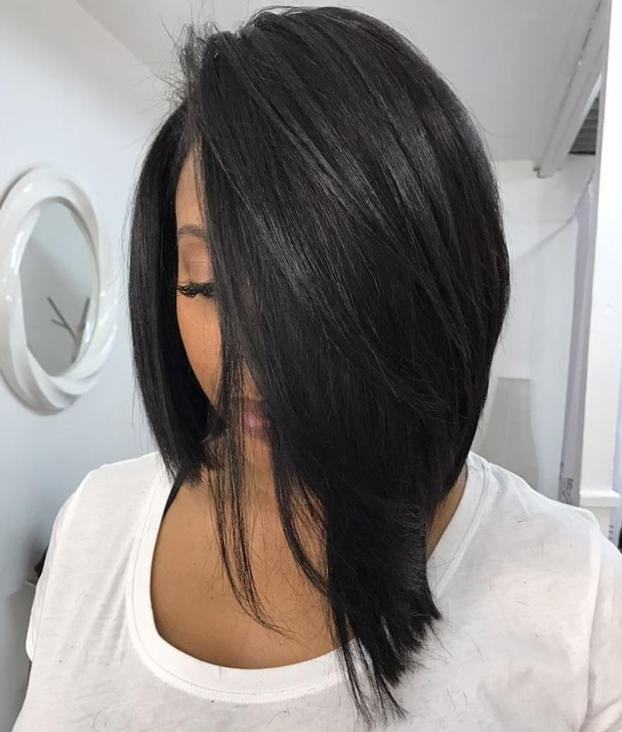 30 Weave Hairstyles To Make Heads Turn Weave Hairstyles Weave Bob Hairstyles Hair Styles
