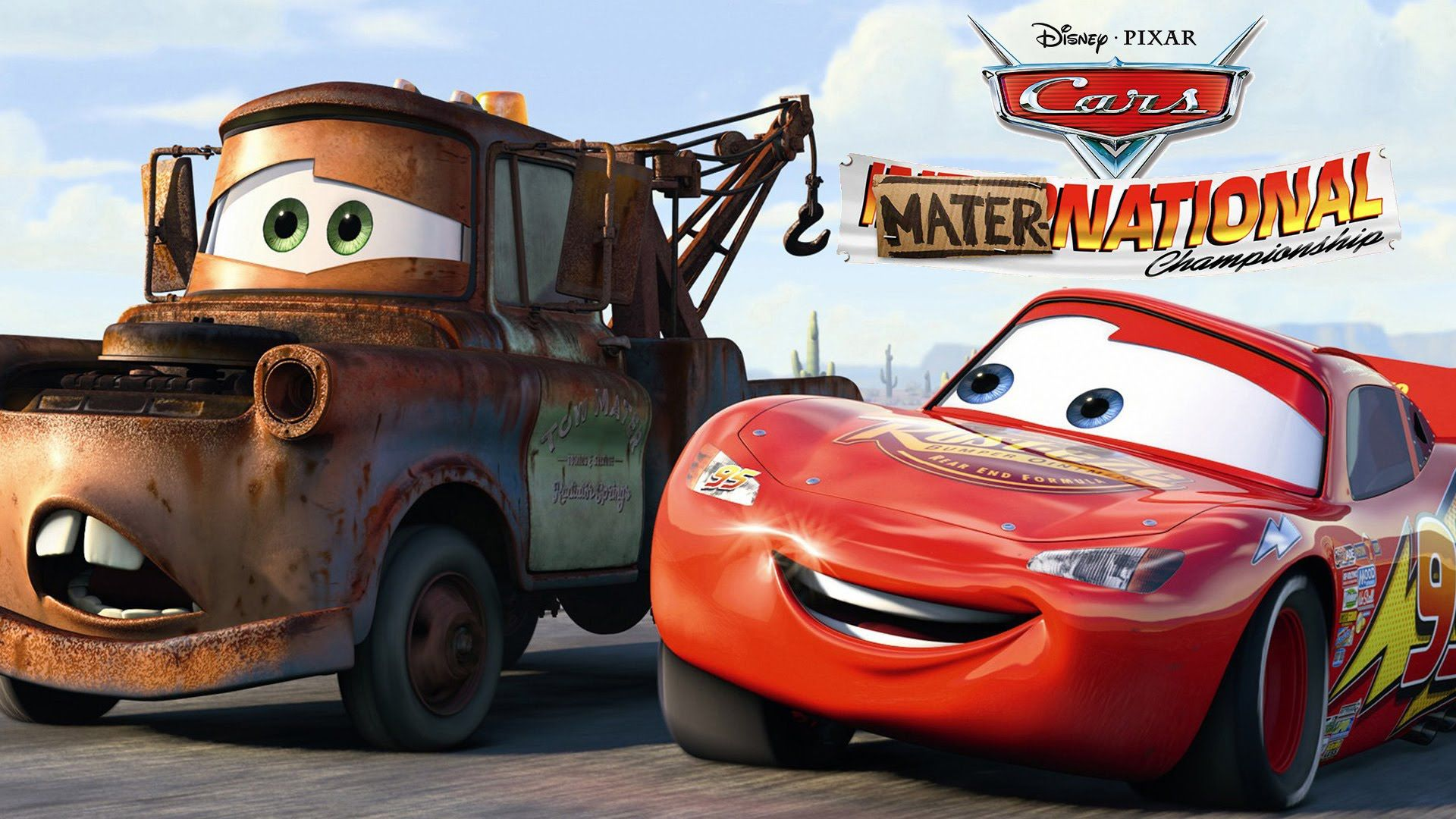 Amigos Auto Sales >> [#1] Cars Mater National Championship - Disney Pixar ...