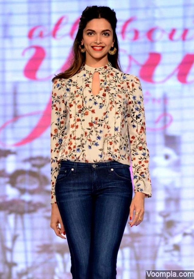 Deepika Padukone turns showstopper for All About You ...
