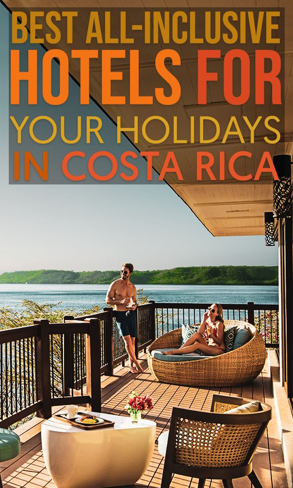 All Inclusive Resorts In Costa Rica (With Images)